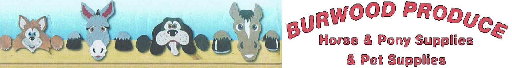 Burwood Produce Horse & pony pet supplies