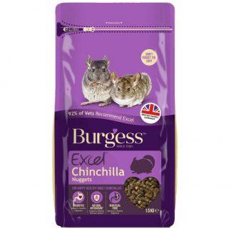 Rat/Mouse & Chinchilla Food